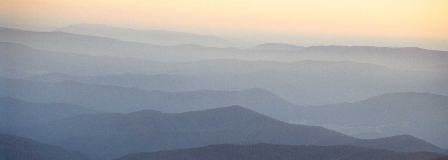 High Country Sunset, Mount Stirling